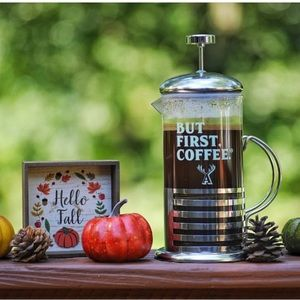 Other - Alfred French Press Coffee Maker